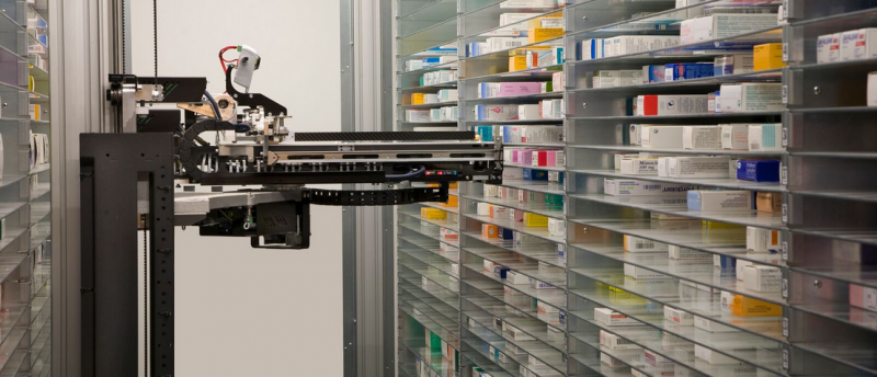 automated prescription dispenser